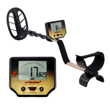 China factory Hot sale High Accuracy Adjustable Waterproof underground gold Metal detector