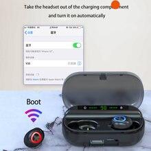 Bluetooth наушники lige tws 50 с двойным микрофоном