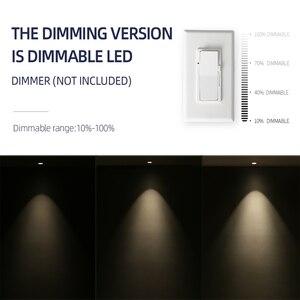 Image 5 - Aisilan duvar lambası Modern tarzı duvar lambası ayarlanabilir siyah/beyaz 7W başucu yatak odası ayna ışık koridor aplik AC90 220V