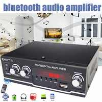 60W Mini HIFI Hause Verstärker Audio bluetooth Verstärker Subwoofer Verstärker Heimkino Sound System Mini Verstärker Professiona