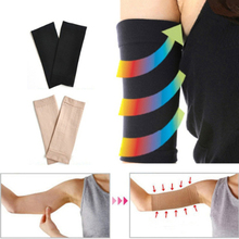 Arm-Sleeves Warmer Slimmer Shaper Women for Thin-Arm Calorie Off-Fat Buster Wrap-Belt