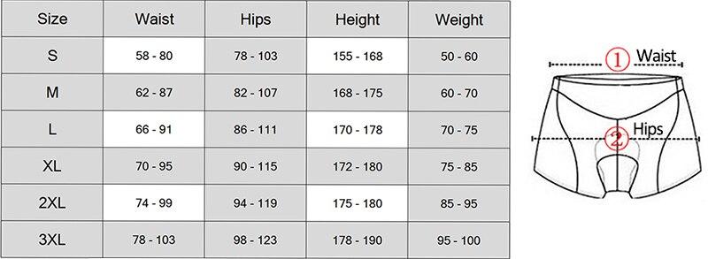内裤尺码-1