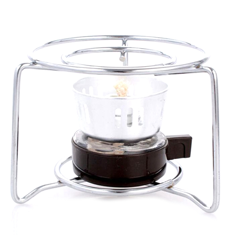 ProfessionalAlcohol Stove Alcohol Lamp Alcohol Wick Burner (Not Including Alcohol) Siphon Coffee Heating Tools Coffee Syphon Pot