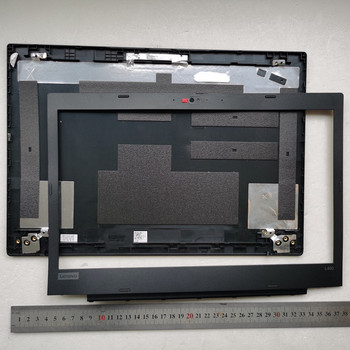 New laptop  for lenovo Thinkpad L490  AP1AZ000100 /AP1AZ000300 Top case base lcd back cover /lcd front bezel screen frame 1