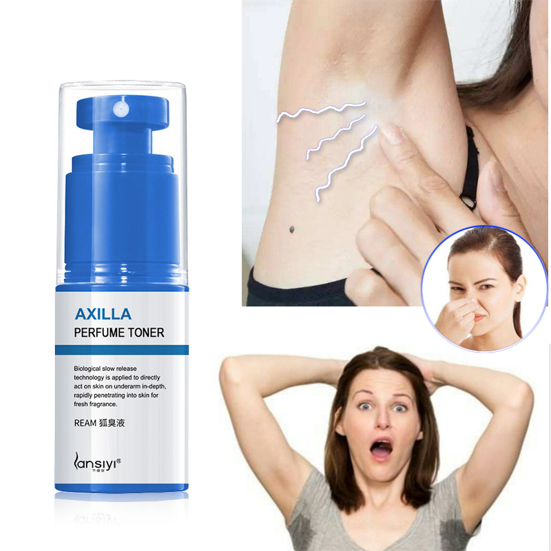 New Sweat Body Odor Removal Natural Underarm Odor Removal Deodorant Water Deodorant Antiperspirants Spray 30ml 1