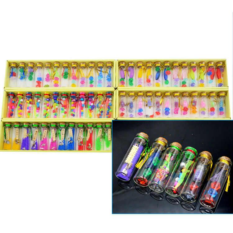 Дети радуга блесток 12 бутылка Xuyuan дрейфующая океанов готовой продукции