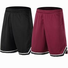 Gran oferta 2019 pantalones cortos de baloncesto transpirables pantalones cortos deportivos para correr deportes al aire libre pantalones cortos sueltos para la playa