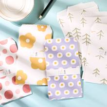 20 pçs/lote fresco colorido frutas série papel envelopes bonito kawaii convite de casamento bênção cartão carta presente envelope