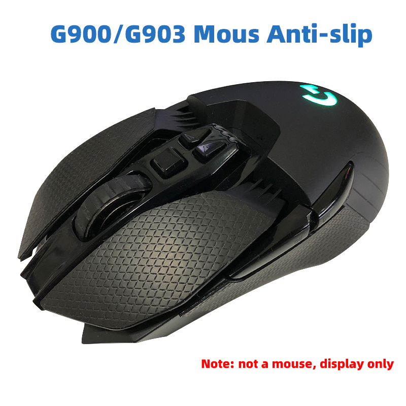 Hotline Games Mouse Skates Side Sticker Sweat Resistant Pads Anti-slip For Logitech G102 G304 G402 G403 G603 G703 G502 G900 G903