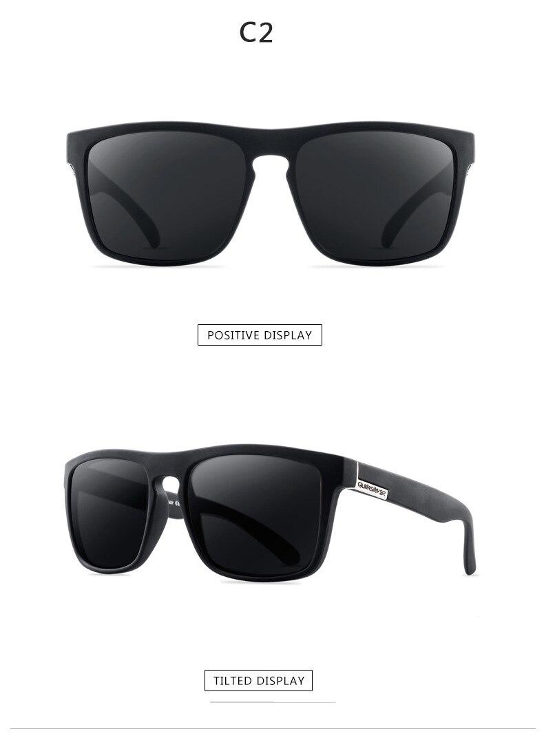 Новые поляризованные солнцезащитные очки мужские водительские оттенки мужские солнцезащитные очки для мужчин Ретро Дешевые Роскошные брендовые дизайнерские очки De sol UV400 - Цвет линз: 2