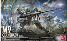 Anime Full Metal Panic IV ALS M9 Gernsback ver. Ⅳ 1/60 skala modell montage spielzeug(China)