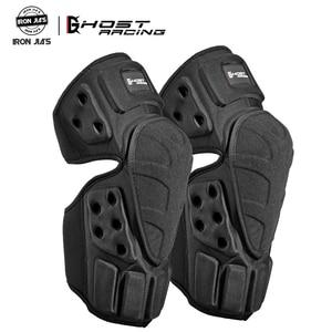Image 1 - Motorcycle Knee Pads Men Protective Gear Knee Gurad Kneepad Protector Rodiller Equipment Gear Motocross Racing Moto