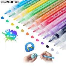 Ezone акриловые Краски Ручки Маркеры Набор «сделай сам» для