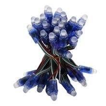 1000 sztuk w pełnym kolorze WS2811 IC RGB moduł lampy LED pikseli świetne do dekoracji światła reklamowe DC5V/12V