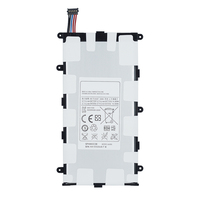 1x bateria embutida de alta qualidade 4000mah sp4960c3b batterie para samsung galaxy tab 2 7.0 & 7.0 plus GT-P3100 p3100 p3110 p6200