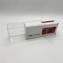 コレクションボックス表示ボックス保護ボックス収納ボックスのためのゲームボーイミクロ GBM でヨーロッパとアジア太平洋