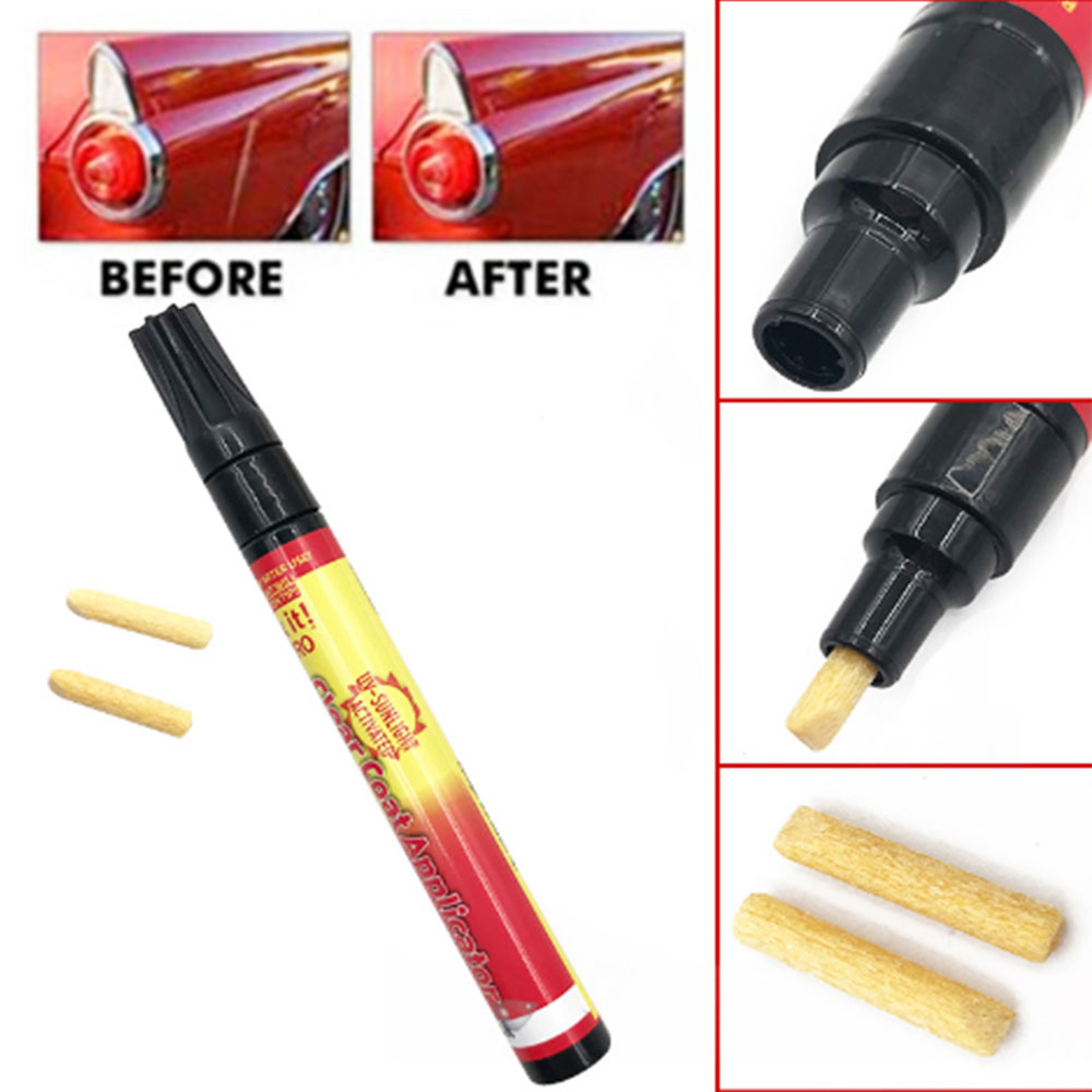 Fix It! Car Repair Scratches Pro Car Paint Pen Overseas Car Paint Brush Car Scratch Repair Pen