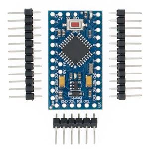 Image 3 - 100 قطعة/الوحدة برو البسيطة 328 البسيطة 3.3 V/8 M ATMEGA328 ATMEGA328P AU 3.3V 8MHz