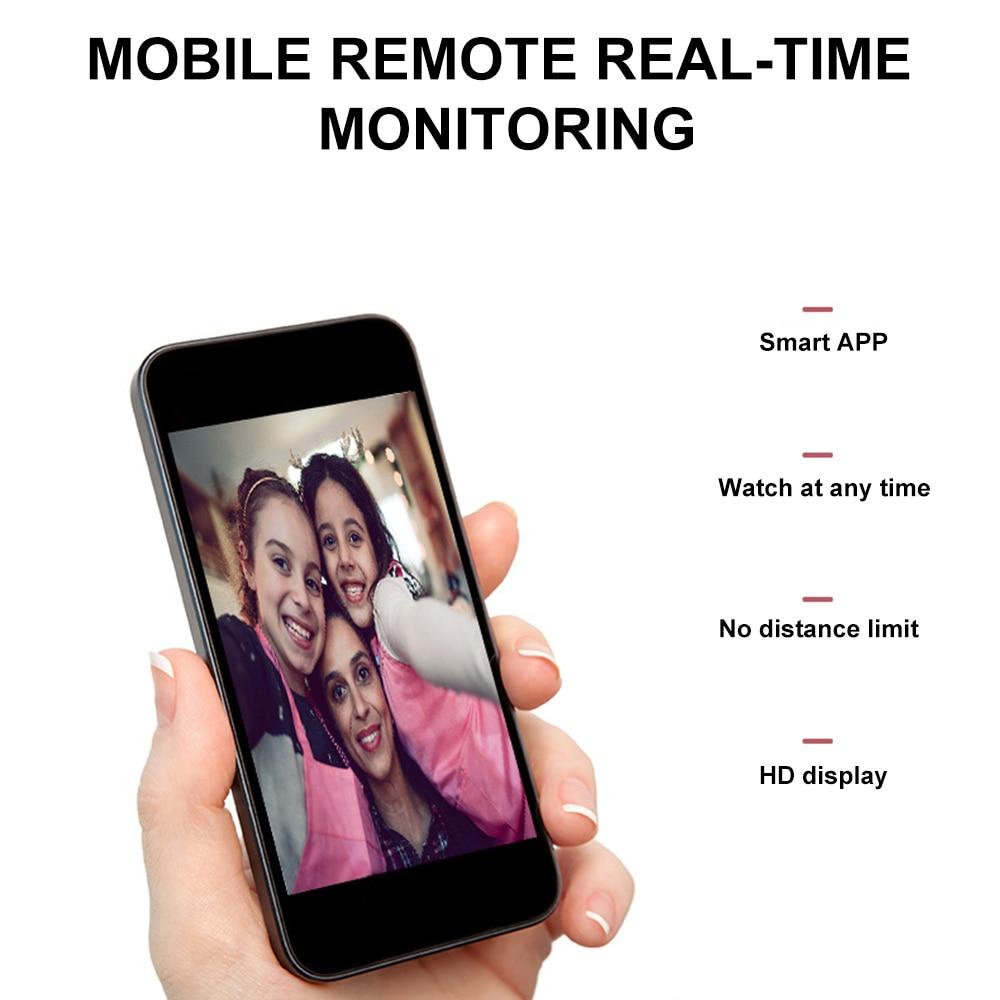 A9 Mini WiFi Camera 1080P Full HD Night Vision 5