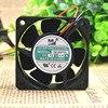 Nowy oryginalny YM1206PTS1 wentylator chłodzący 6025 DC12V 6CM 0.18A cichy wentylator