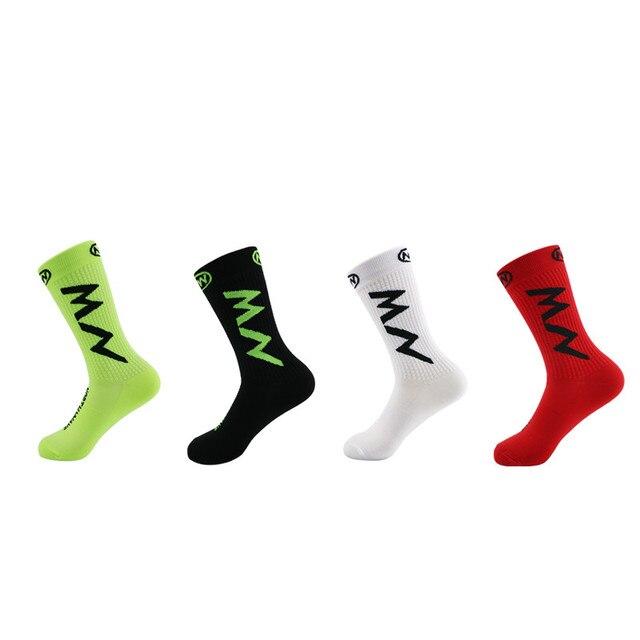 Outdoor Professional Sport Socks Basketball Breathable Road Bicycle Racing Socks