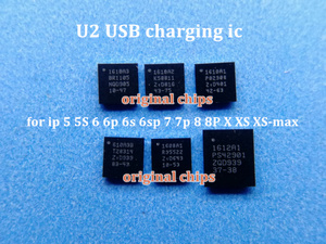 Image 2 - 50pcs/lot for iphone 5S 5c charging charger ic 1610A1 36pins U2 1610 1610A