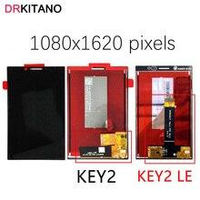 オリジナルブラックベリーKey2 ディスプレイタッチスクリーンデジタイザブラックベリーKey2 ル液晶キー 2 keytwo画面交換部品