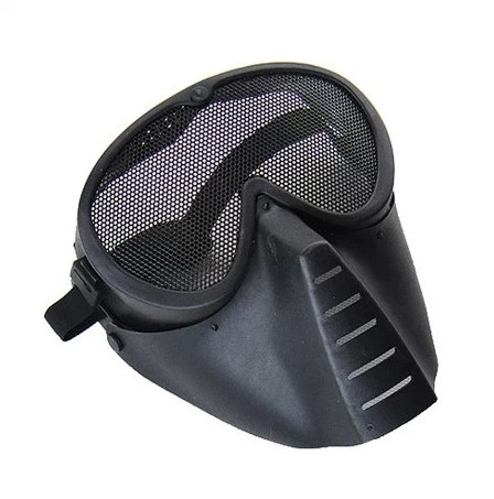 Free Shipping Special Forces CS Cosplay  Mask Gunfire Protect Tpu Eye Protection Police Child Use