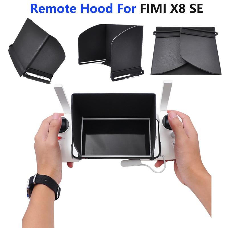 4 7 5 5 inch Sunshade Sunhood For FIMI X8 SE Remote Controller For FIMI X8 SE Drone Accessories