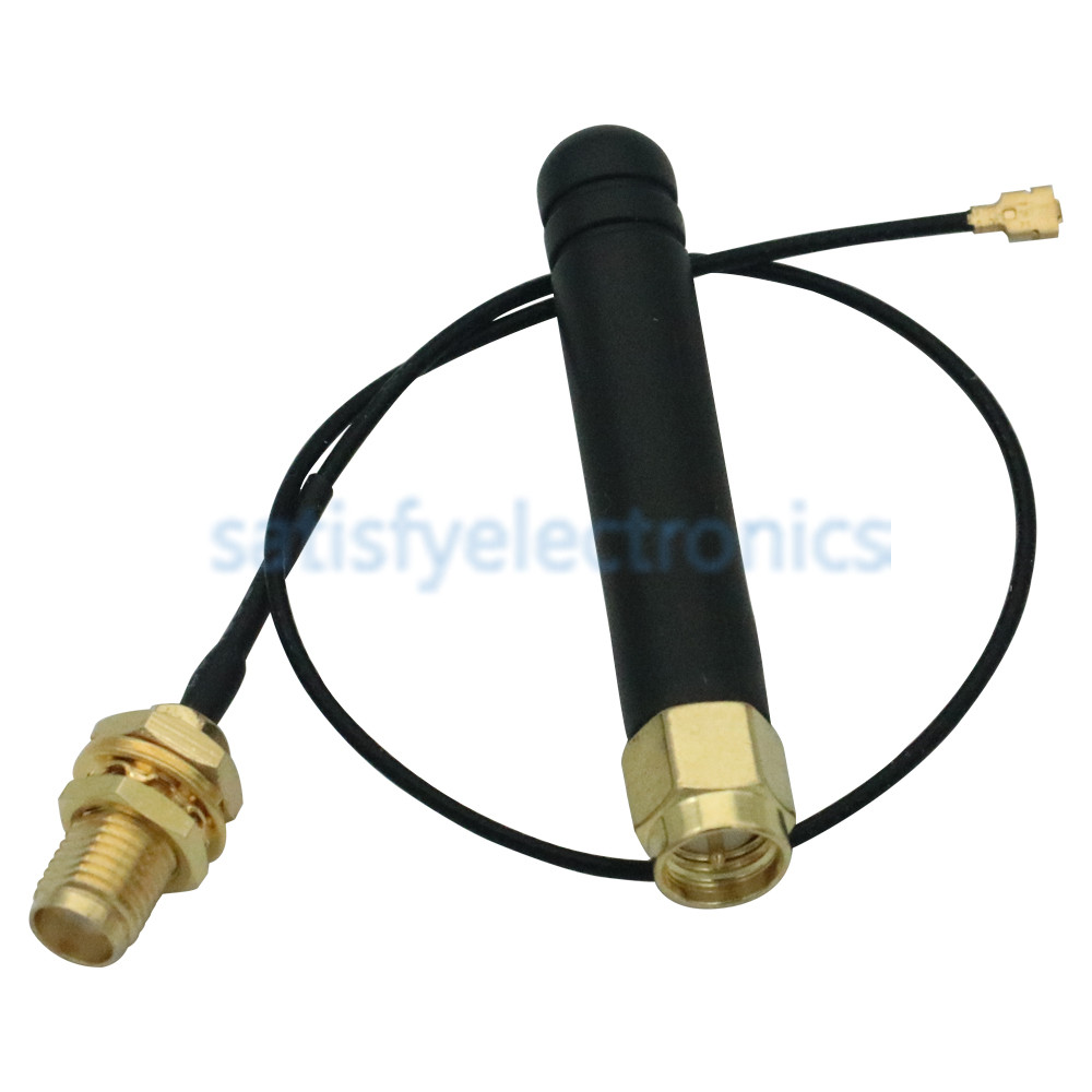 IPEX Connector Antenna for SIM800L GPS GPRS SIM GSM Wireless Module