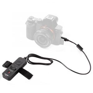 Image 3 - FOTGA RM VS1 kamera uzaktan kumanda soketi serbest bırakma kablosu Sony A7 A7R A7S A7II A7RII A7M2 A6500 kontrol deklanşör kablosu