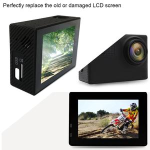 Image 3 - 2.0 Inch LCD Display Screen Replacement with Bracket Case Accessories for SJCAM SJ6 Legend Action Sports Camera