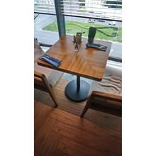 Стол для кафе, массив дуба