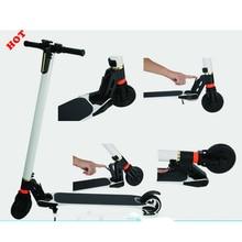 Распродажа! складной электрический скутер из углеродного волокна с демпфирующим механизмом Patinete Electrico Adulto Patinete Electronico