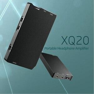 Image 2 - XDUOO XQ 20 미니 HIFI 오디오 OPA1652 LMH6643 휴대용 헤드폰 앰프 앰프