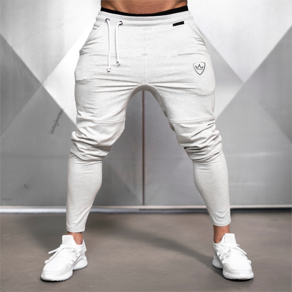New Men's Hip Hop Sweatpants Fitness Joggers 2019 Spring Male Side Stripe High Street Hip Long Trousers Harem Pants Sweatpant