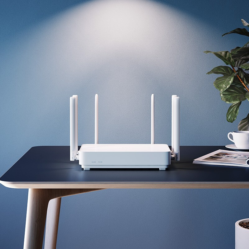 NEW Xiaomi Redmi Router AX6 WiFi 6 6-Core 512M Memory Mesh Home IoT 6 Signal Amplifier 2.4G 5GHz Both 2 Dual-Band OFDMA 3