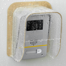 Cover Doorbell Video-Intercom Sun-Shade Transparency for Apartment Acrylic Dragonsview