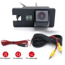 Автомобильная парковочная камера заднего вида для Great Wall HAVAL H3 H5 H6 HOVER 170 градусов водонепроницаемая