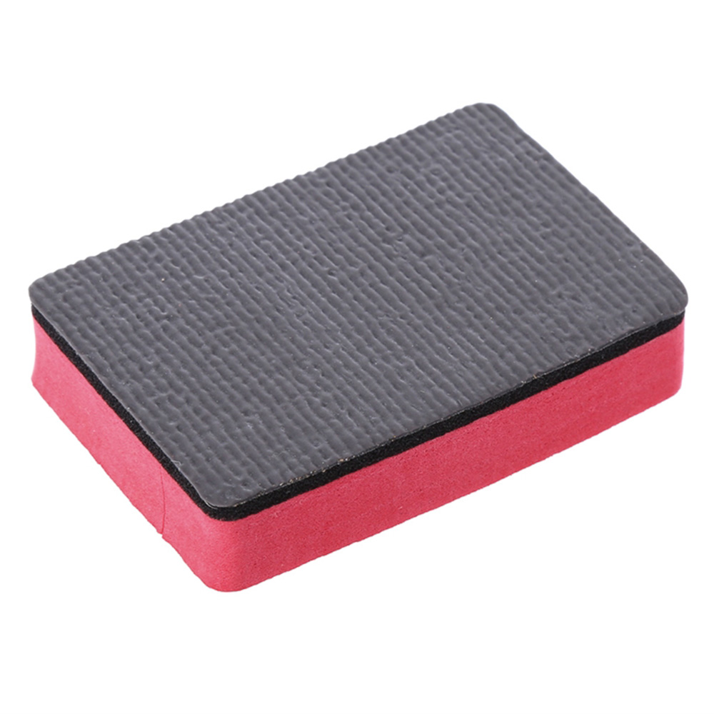 1 Pcs High Quality Car Magic Clay Bar Pad Sponge Block Auto Cleaner Cleaning Eraser Wax Polish Pad Tool Car Wash Sponge New