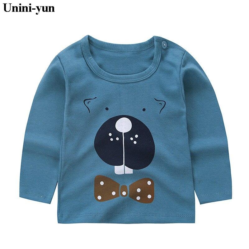 gentleman Kids Clothes Children Boys T shirt Baby T shirts Long Sleeve Camiseta Tees Clothing Tops