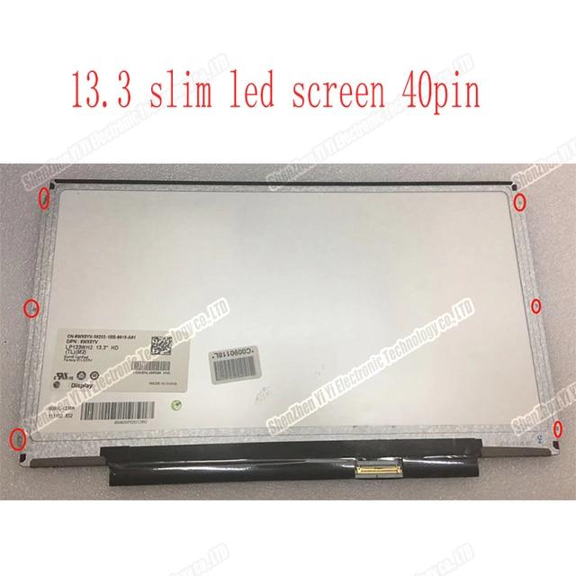 LCD Screen Matrix LP133WH2 TLGA LTN133AT16 LP133WH2 TLA2 B133XW03 V.4 N133BGE L31 LTN133AT20 CLAA133WA01A
