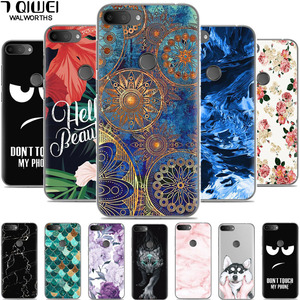 For Alcatel 1S 2019 Case Soft TPU Silicone Back Cover for Alcatel 1S 2019 Phone Cases 5.5 inch Protective for Alcatel1s 1 s Capa