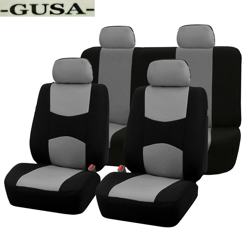 charcoal grey//red verlour Car seat covers fit Vauxhall Zafira full set