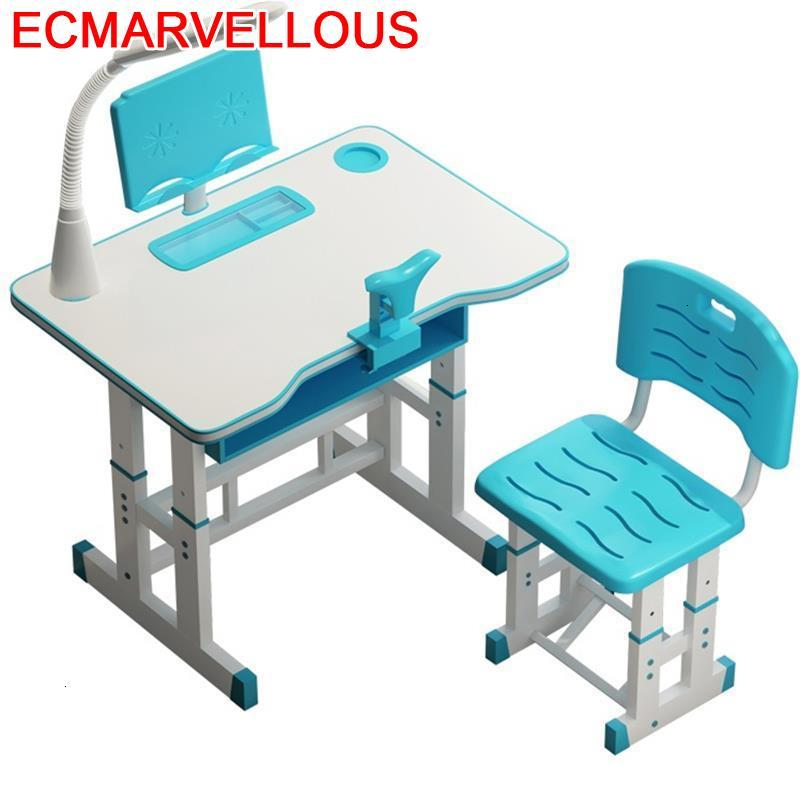 Avec Chaise Baby Chair And Tavolo Bambini Toddler Mesa De Estudo Stolik Dla Dzieci Adjustable Bureau Enfant For Kids Study Table