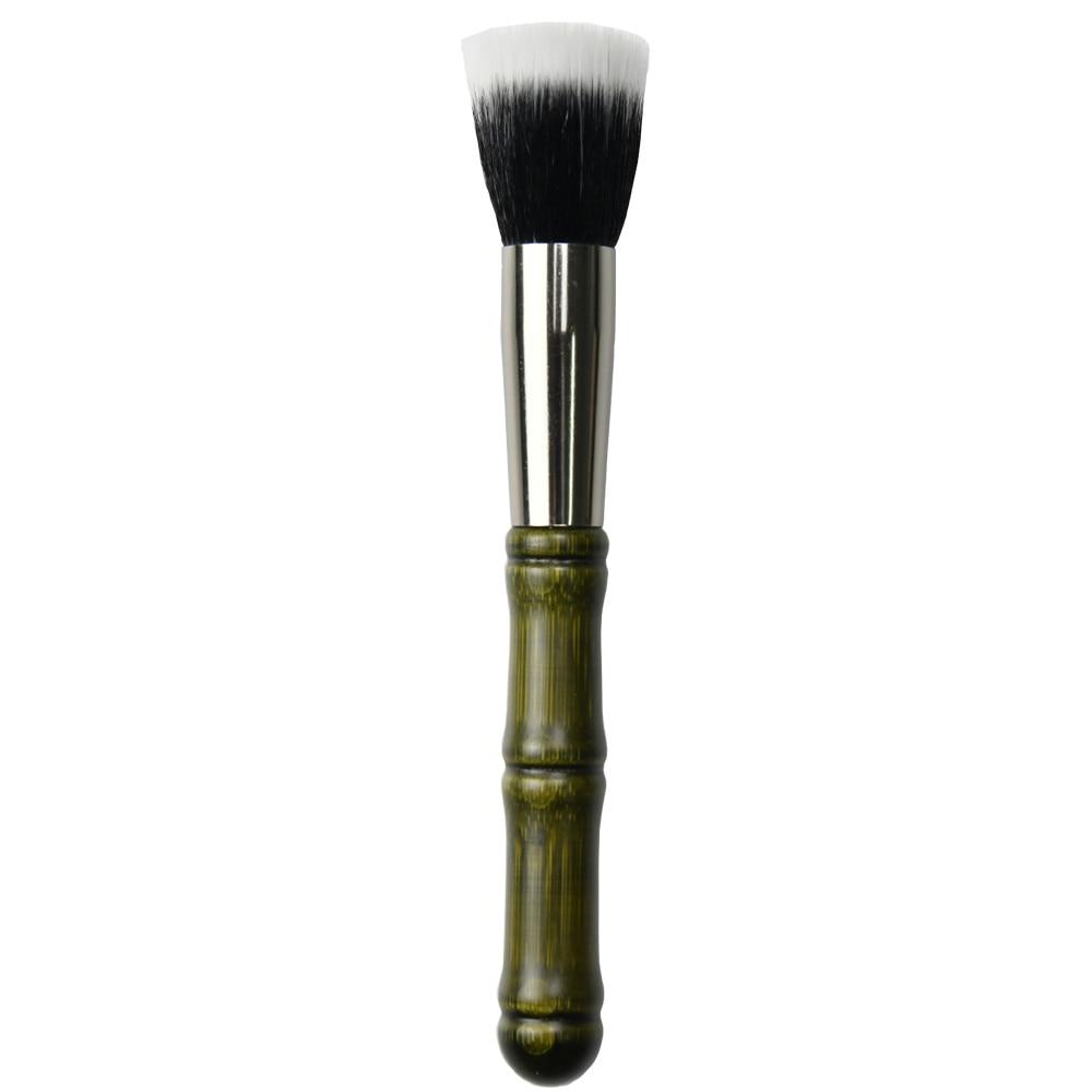 BHS-10 cosméticos bambu lidar com pó blush