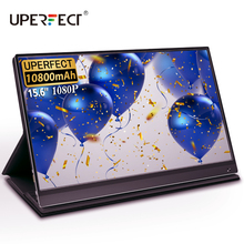 Uperfect 15.6inch Touch Portable Monitor USB C HDMI touch