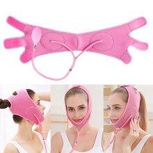 V shape Face Belt Air Press Lift Up Belt Gas supercharging Face Lift Tools Thin Face Bandage Mask Slimming Belt Facial Masseter