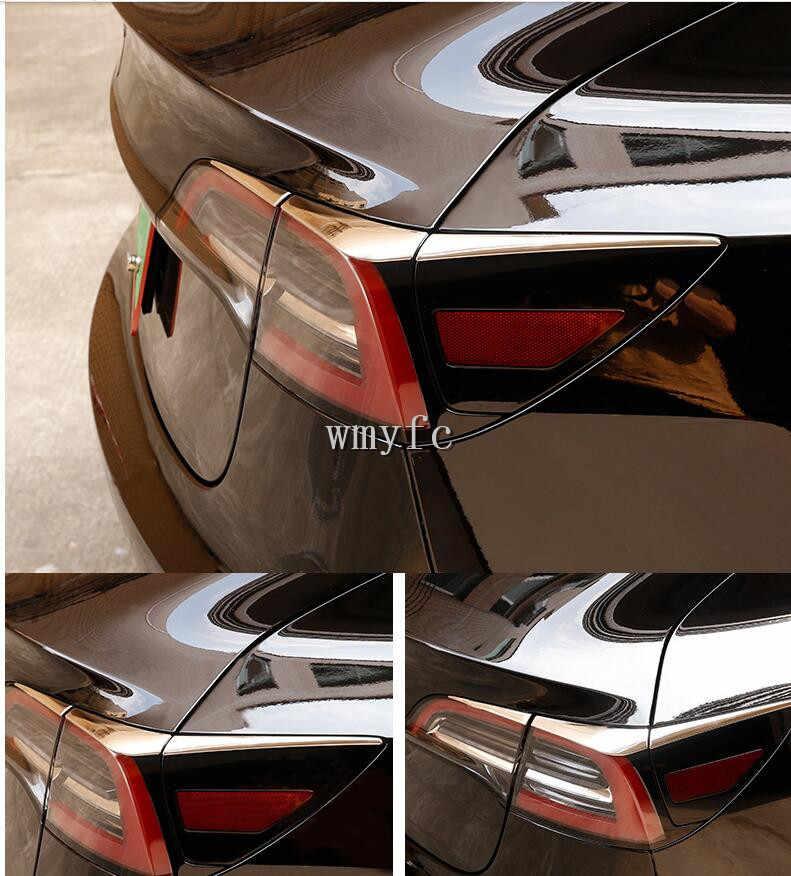 Silent Hunter 3rd Brake light Decal sticker compatible with Tesla Model 3
