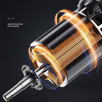 3000W Household High Pressure Car Washing Machine Portable Car Washer Car Washing Water Gun Foam Generator Auto Accessories 5